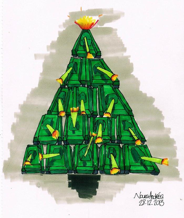 Merry Christmas, Lebanon!